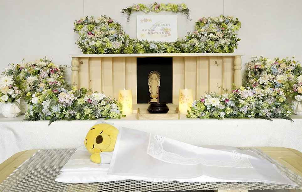 ペット祭壇
